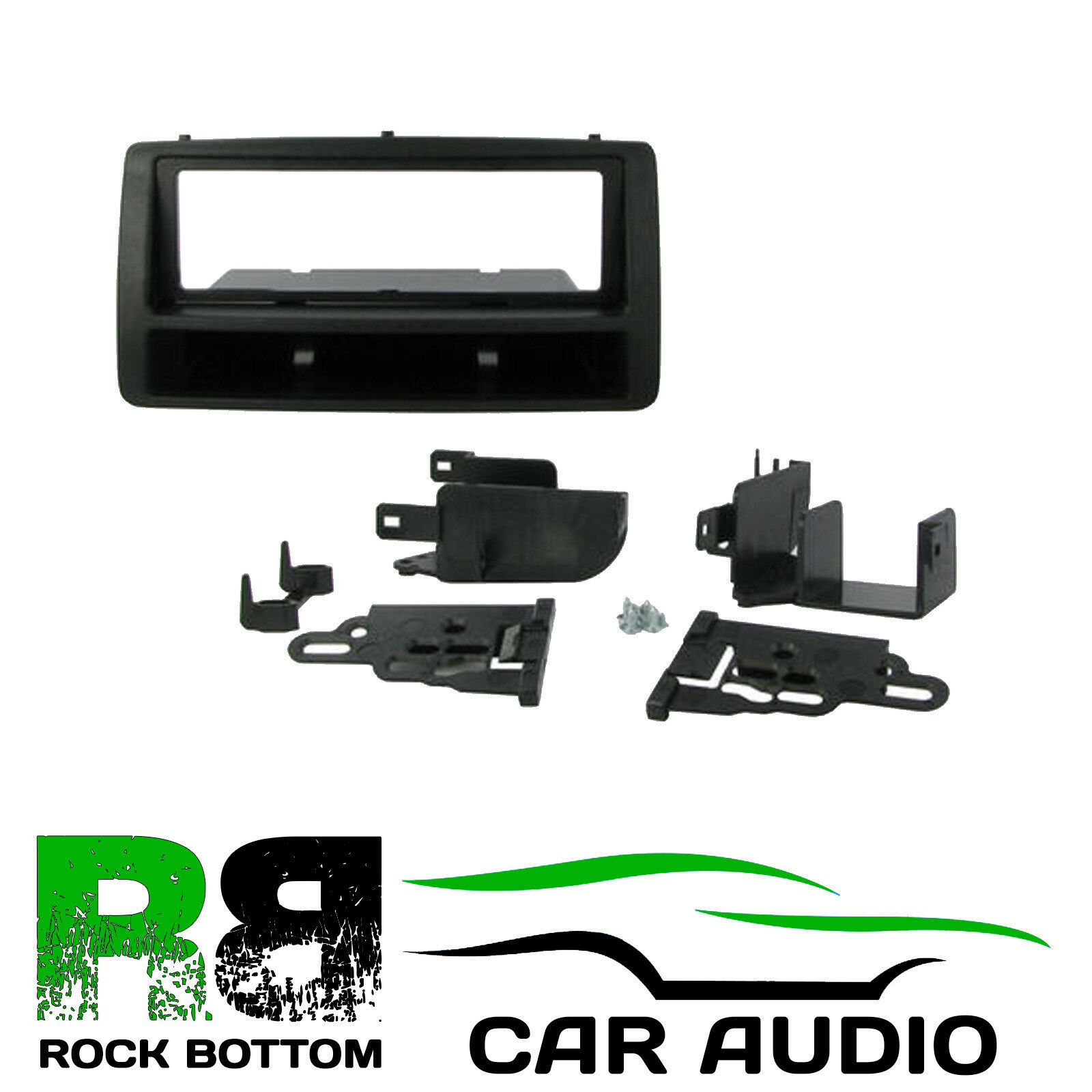 Toyota Corolla E12 2003 08 Jvc Aux Mp3 Usb Cd Stereo 1 Din Fascia 20012006 Round Pin Car Surround Wiring Fitting Kit 2 Of 5