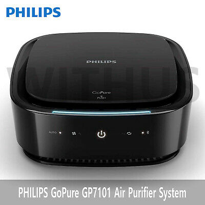 [To Russia] Philips GoPure GP7101  Car Air Clean Purifier System by CDEK