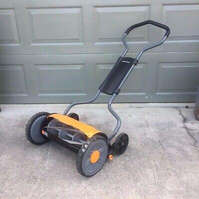 Fiskars Push Reel Lawn Mower #2 -362080-1001 - 17