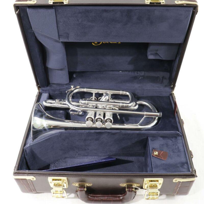 Bach Model 184SML Stradivarius Professional Shepards Crook Cornet MINT CONDITION