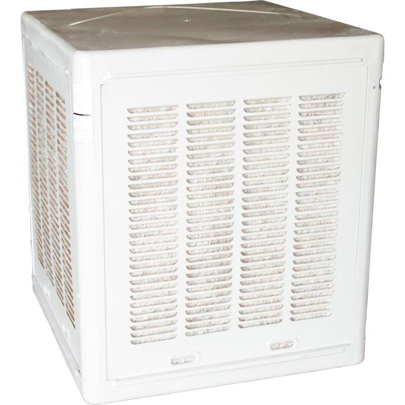 Hessaire Roof-Mount Evaporative Cooler Downdraft 6800 CFM 1/2 or 3/4HP Cap