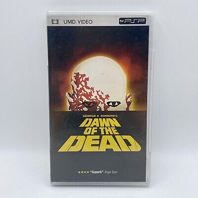 Dawn Of The Dead UMD Video For PSP Console