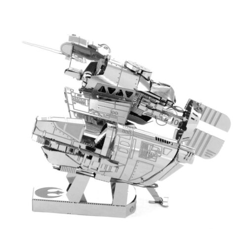Metal Earth Star Wars Resistance Ski Speeder Steel Model Kit NEW