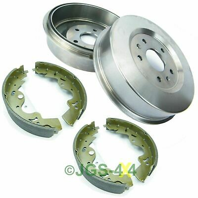 Land Rover Freelander 1 TD4 Rear Brake Drum & Brake Shoe Kit 2001-