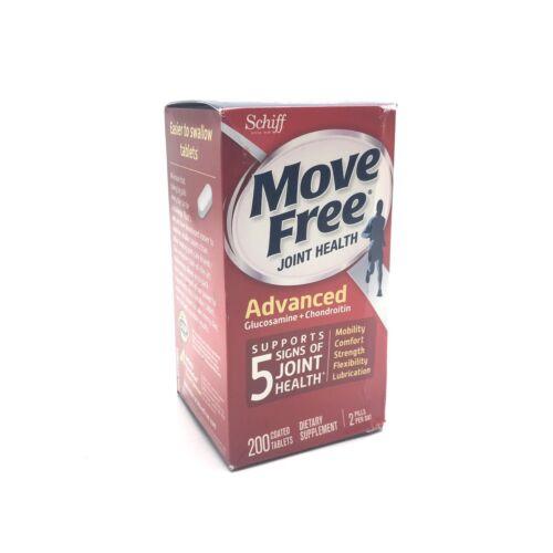 Schiff - Move Free Joint Health Advance Glucosamine + Chondr