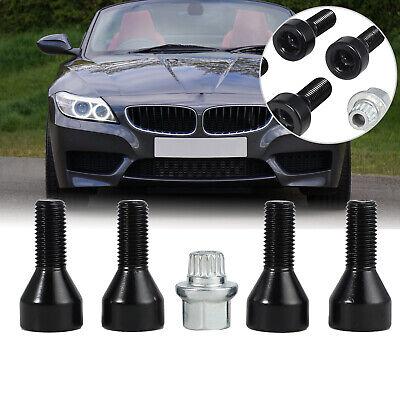For BMW E46 E87 E90 E60 Wheel Bolts Nuts Locking Security Set OEM 36136786419