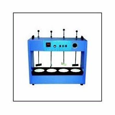 Flocculation Jar Test Apparatus 4 Spindle Medical Lab Equipment
