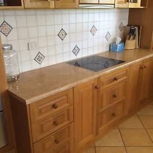 HUGE SOLID TIMBER KITCHEN FOR SALE Unley Park Unley Area Preview
