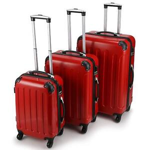 4 Wheel Suitcase | eBay
