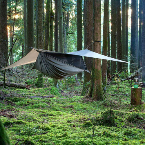 HOT NEW - Hennessy Hammock Expedition Asym Classic