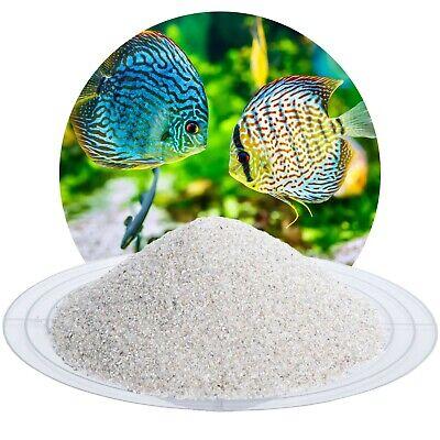 (0,57€/kg) 25kg hellgrauer Aquariumsand  Aquariensand Aquariumkies Bodengrund
