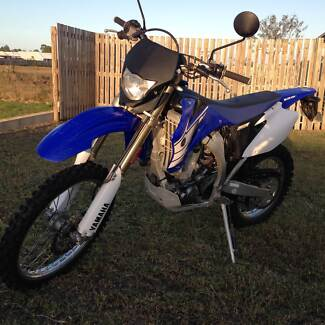 Yamaha WR450f Best LAMs Approved Dirt Bike Gracemere Rockhampton City Preview
