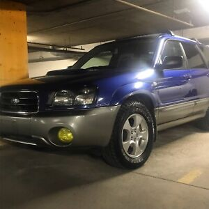 2003 Subaru Forester Jdm right hand drive MINT *lower price*