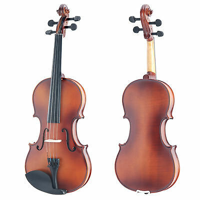Mendini Student Violin Package in 7 Finishes & 8 Sizes +Case+Bow+Extra Strings on Rummage