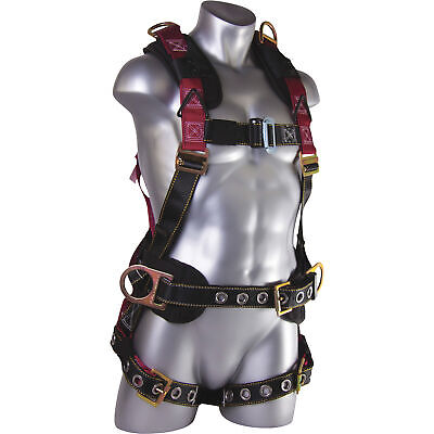 Guardian Fall Protection Seraph Construction Harness - Xl