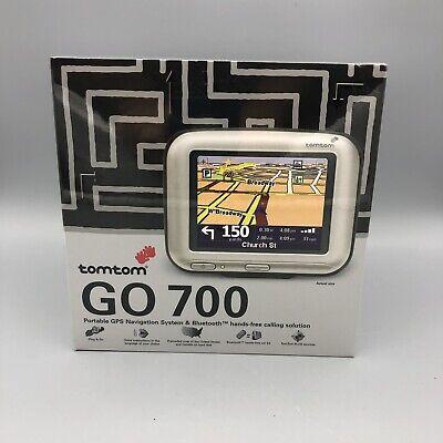 TomTom GO 700 3.5-Inch Bluetooth Portable GPS