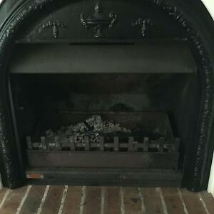 Jestmaster Fireplace Complete Kit Plus Decorative Safety Screen Beaumont Hills The Hills District Preview