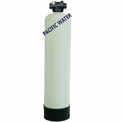 Pacific Water 10X54  Whole House Carbon Filter In Out Valve 1 5 Cu Ft Media