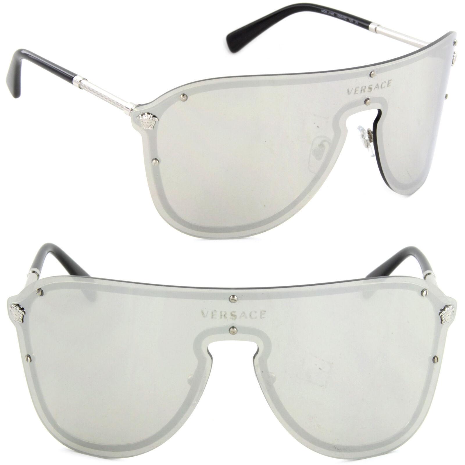 bfe8c555bc4 ... NEW Authentic Versace VE2180 Pilot Sunglasses 4 Colors (Choose Color)  фото