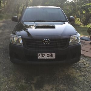 Toyota Hilux workmate 3ltr turbo diesel