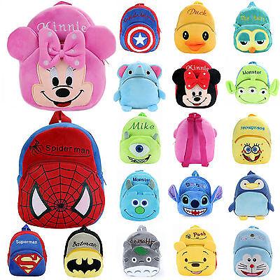 Baby Kinder Mini Tier Rucksack Kindergarten Schultasche Schultertaschen Taschen
