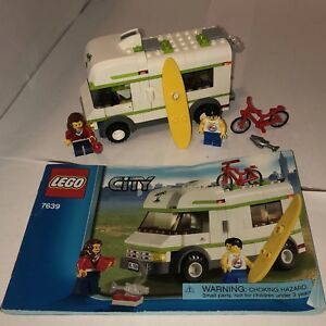 Lego City Camper Set 7639 EUC
