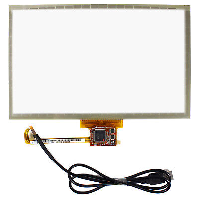 10.2 Multi Touch Panel Usb Controller For 10.1 1024x600 1366x768 Lcd Screen