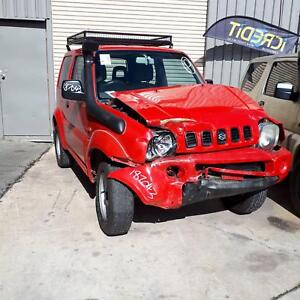 SUZUKI JIMNY 2001 WRECKING JUST IN Ormeau Gold Coast North Preview