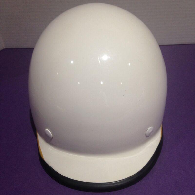 Vintage Original Romer-Helm 7-1/4 Helmet Motorcycle 1960