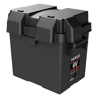 Battery Box Automotive RV Marine Batteries Group 6V Sized Snap-Top Batteries Rv Marine Batterien