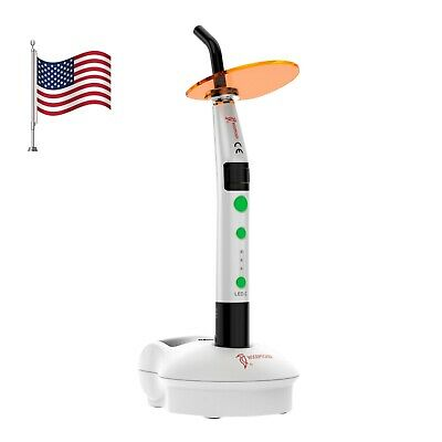 Woodpecker Original Dental Led Curing Light Cordless Led C Lamp