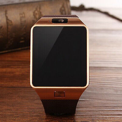 Bluetooth Capable Watch Phone for Android Samsung S8 Profit S7 Edge Note 8 Men Women