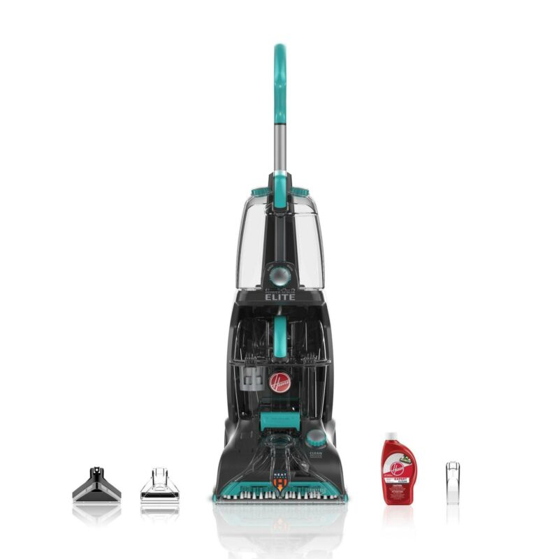 Hoover Power Scrub Elite Carpet Cleaner (Certified Refubished) FH50250DM