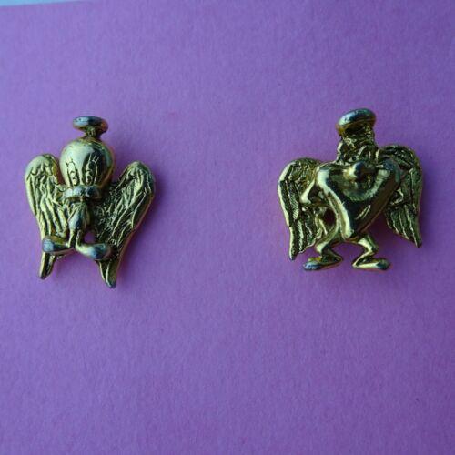 Tweety Bird and Taz Pewter pin Warner Bros