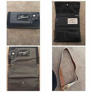 Women's Michael kors and guess wallet!