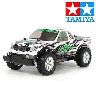 Tamiya RC-Buggy Sandshaker TT 02T Buggy TT 02 T 4WD 1:10 - 58608 BAUSATZ