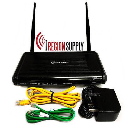 CenturyLink Actiontec C1900A VDSL2+ Wireless Router Telephony Modem Gateway