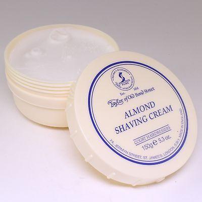 - Almond Shaving Cream Tub 150g, Taylor of Old Bond St