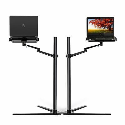 """Height adjustable laptop(10-17.3"""") & ipad Pro /tablet(7-13"""") stand -RB"""