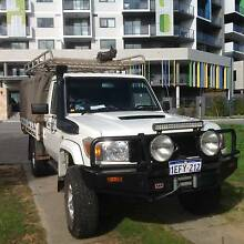 2007 Toyota LandCruiser Ute Rivervale Belmont Area Preview