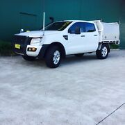 2012 Ford PX Ranger 4x4 Argenton Lake Macquarie Area Preview