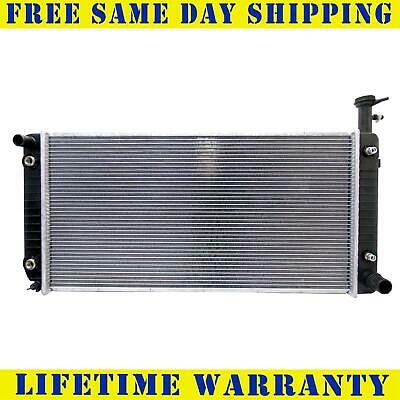 Radiator For 2004-2018 Chevy Express 2500 3500 GMC Savana 4.8 6.0L Free Shipping