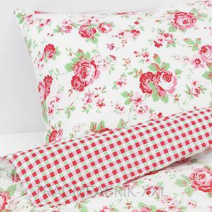 IKEA Bettwäsche Bettwäscheset ROSALI 3-teilig 80x80 und 240x220 cm 220x240 NEU