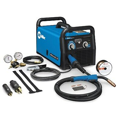 Miller Millermatic 211 Mig Welder With Advanced Auto-set 907614