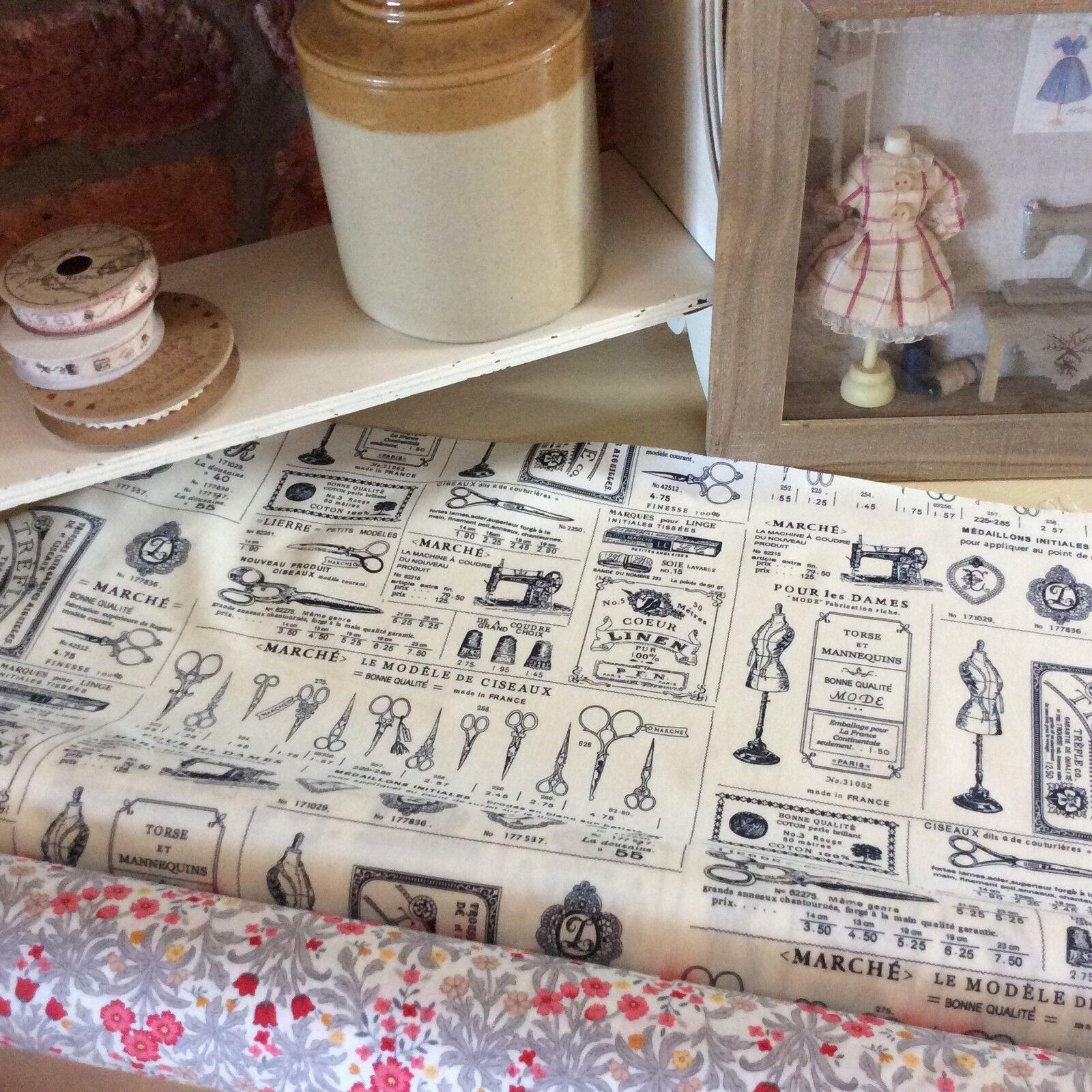 Farm house fabric