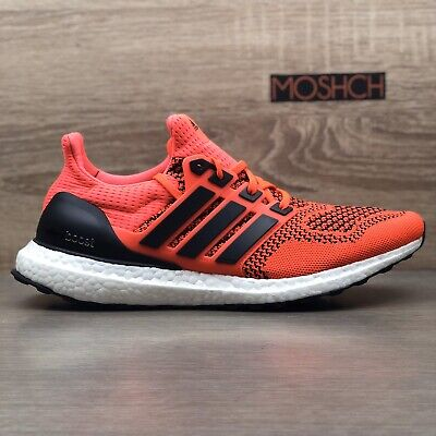 Adidas Ultra Boost 1.0 UK 9 Solar Red