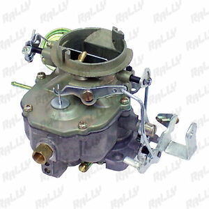 Stromberg 9510a Carburetor Stromberg 97 2-barrel Single Inlet Manual ...