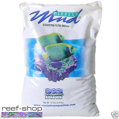 Miracle Mud EcoSystem Aquarium Substrate 10 lb Bag FREE USA SHIPPING