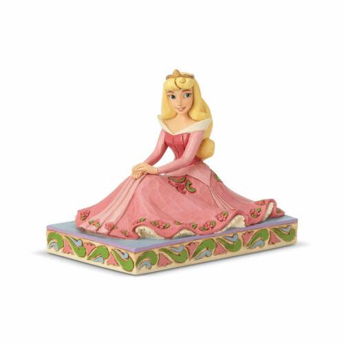 Disney Jim Shore Sleeping Beauty AURORA PERSONALITY POSE Be True 6001278 NEW