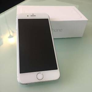 Excellent condition White & Silver iPhone 6 16gb for sale!! Upper Mount Gravatt Brisbane South East Preview